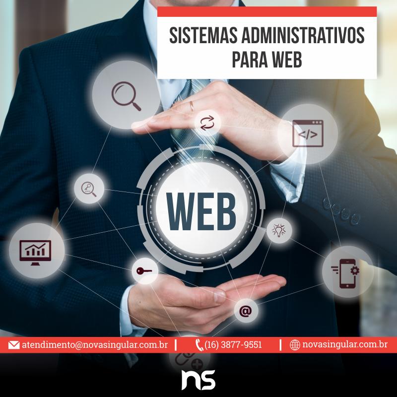 Sistemas Administrativos para Web