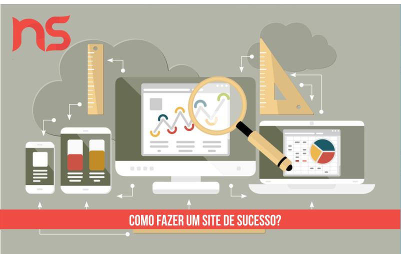 Aprenda como fazer um site de sucesso para sua empresa!