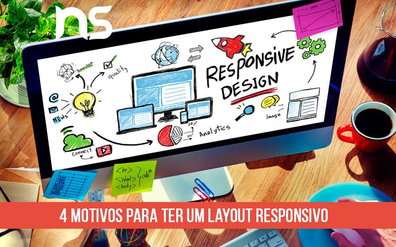 4 motivos para ter um layout responsivo