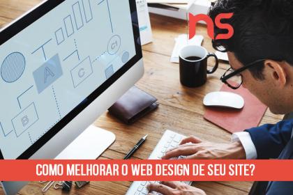 Como melhorar o Web Design de seu site?