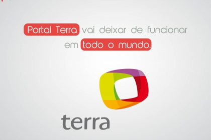 Portal Terra encerrará suas atividades