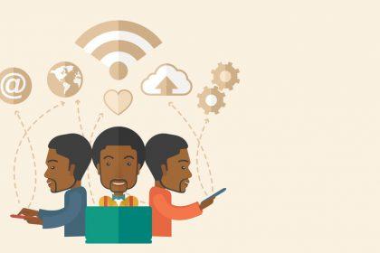 Quero aumentar a visibilidade online da minha empresa. Por onde começar?