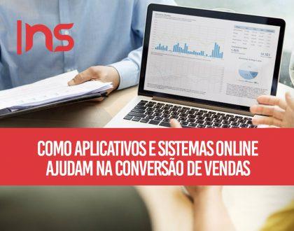 Como aplicativos e sistemas online ajudam na conversão de vendas?