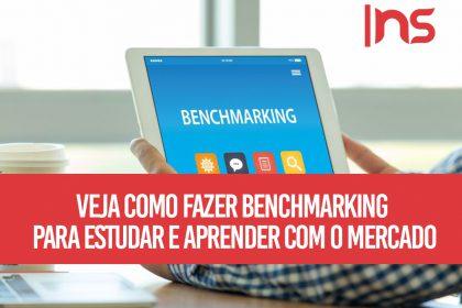 Veja como fazer benchmarking para estudar e aprender com o mercado